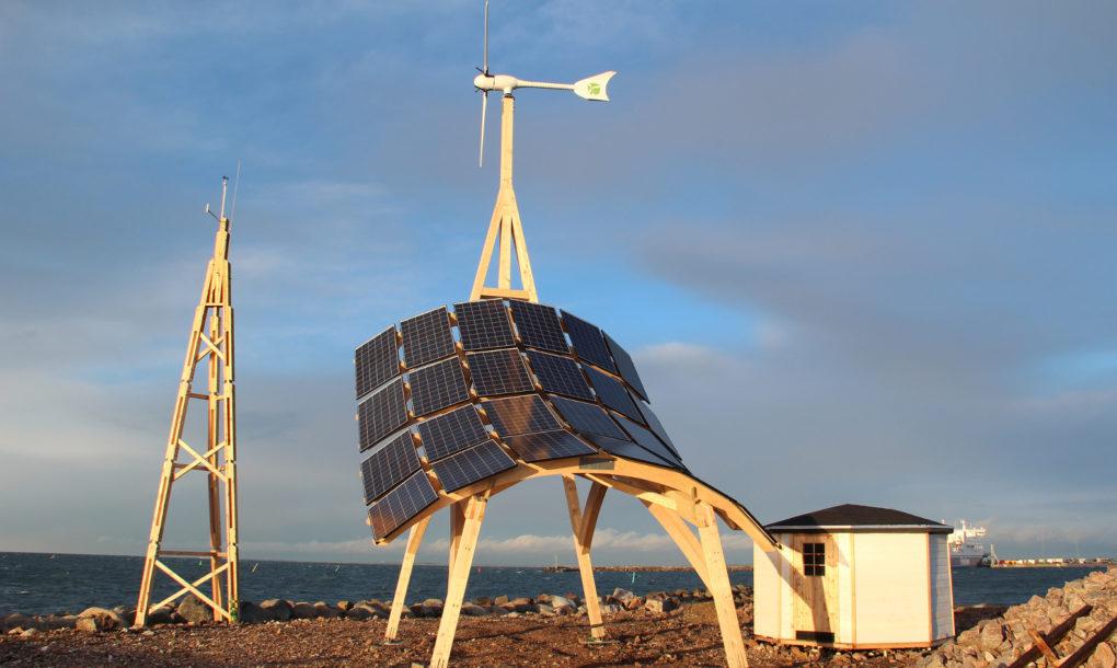 Ova mobilna elektrana može proizvesti dnevno oko 38 kWh