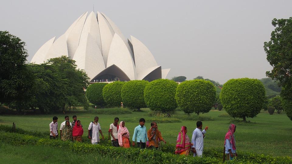 Lotosov cvet u indijskog kulturi predstavlja izuzetno važan simbol