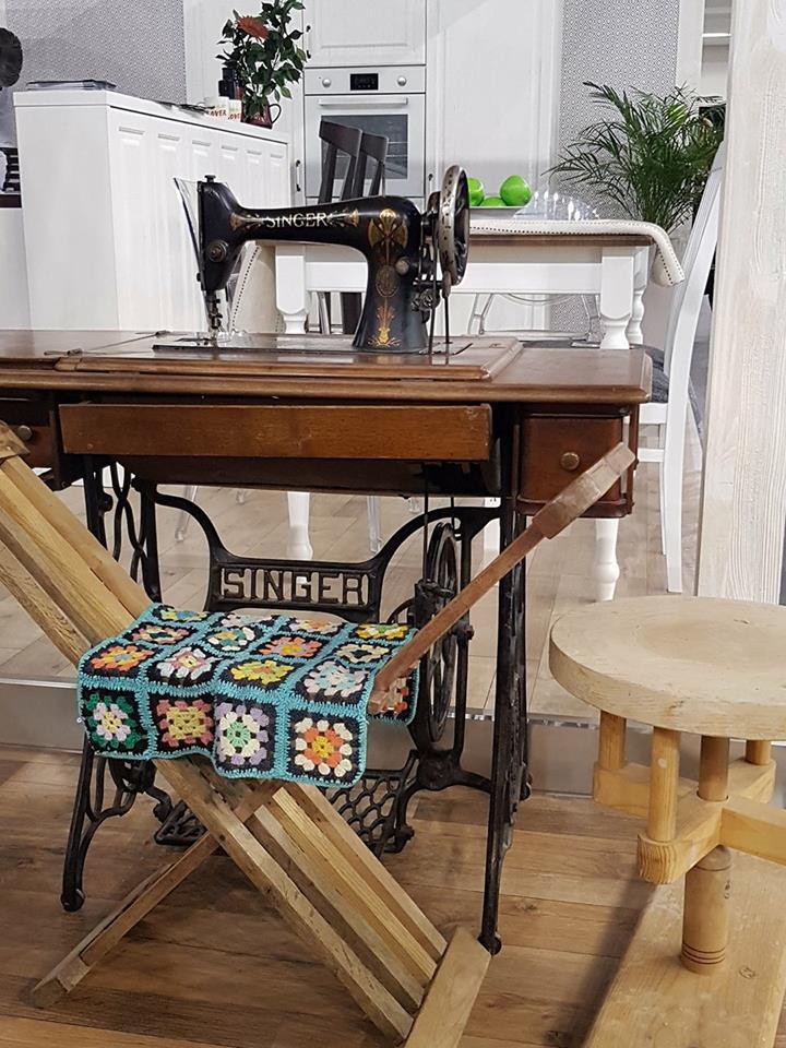 U dizajnerskom smislu stolica je i danas najveća inspiracija