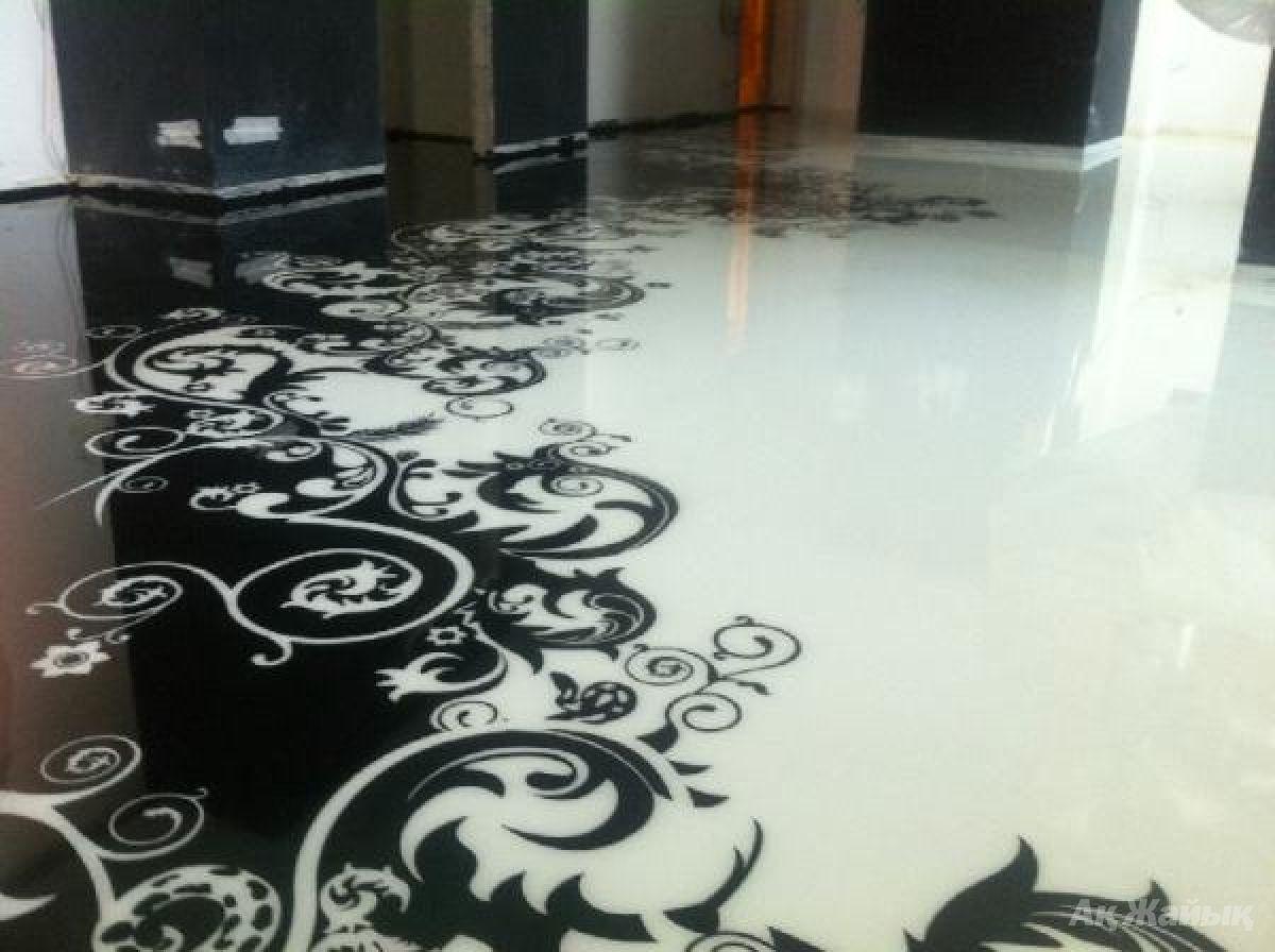 Dekorativni podovi su prvenstveno jaki i izdržljivi