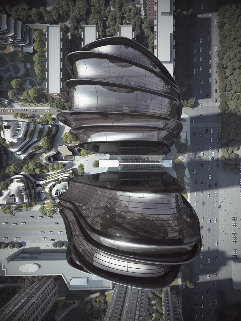 Chaoiang Park Plaza