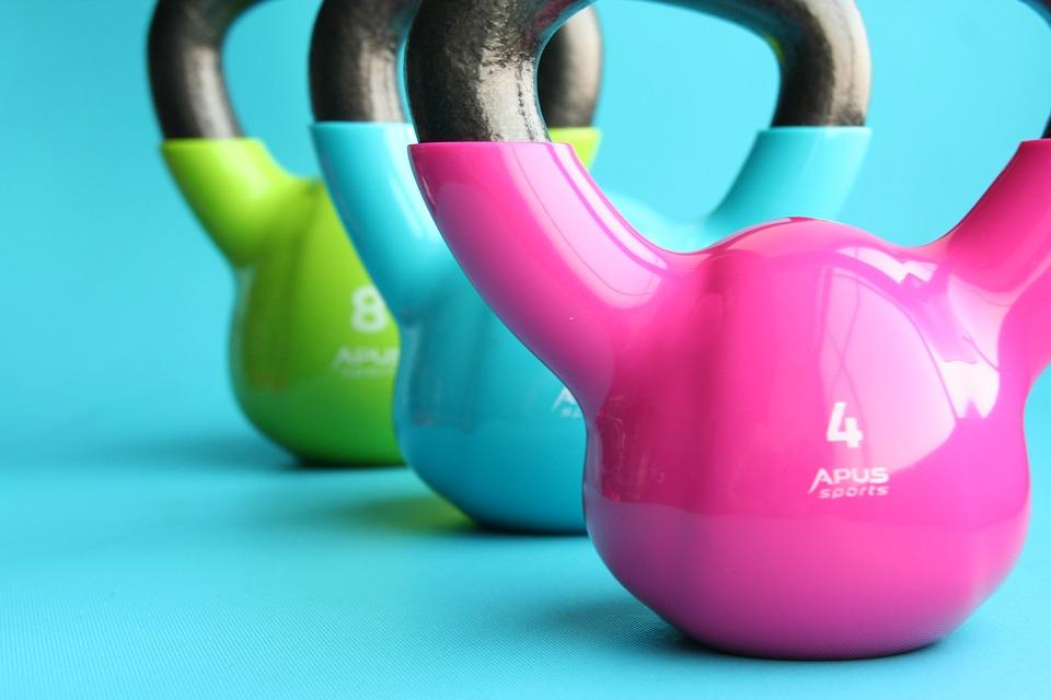 Teretana - sprave za vežbanje