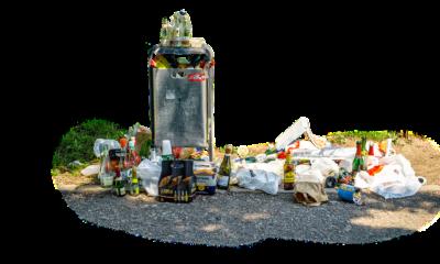 podaci pokazuju da Srbiju godišnje zatrpa devet miliona plastičnih kesa