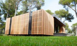 Pasivna kuća od sendvič panela