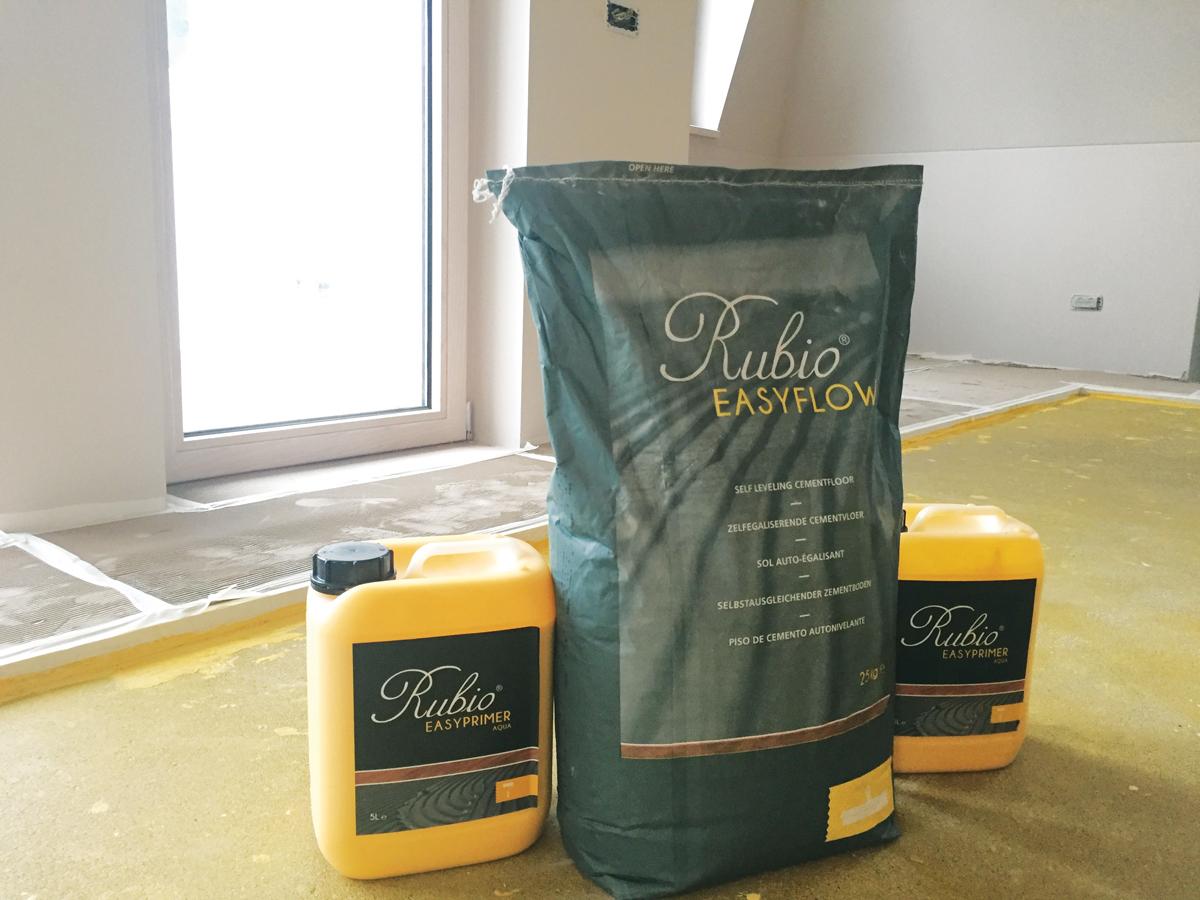 Foto: Magic Floor doo / Rubio Monocoat proizvodi za postavku parketa