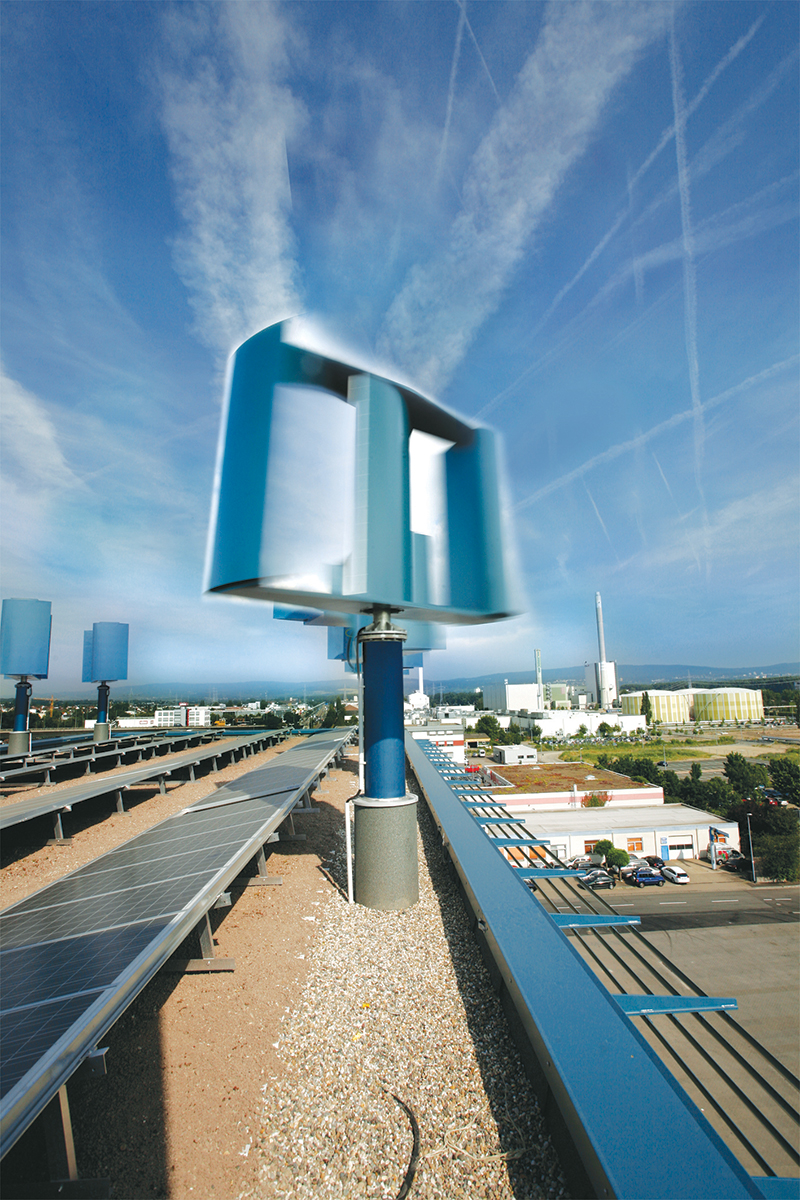 Werner & Mertz- Zgrada pozitivnog energetskog bilansa