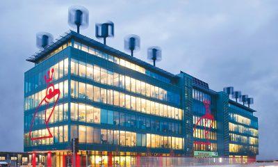 Werner & Mertz- poslovna zgrada, energetska efikasnost objekta