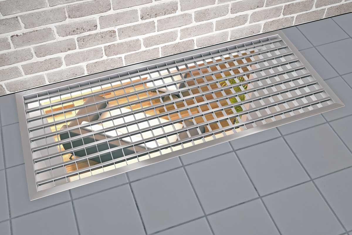 Prozor za podrum - ACO svetlosna okna