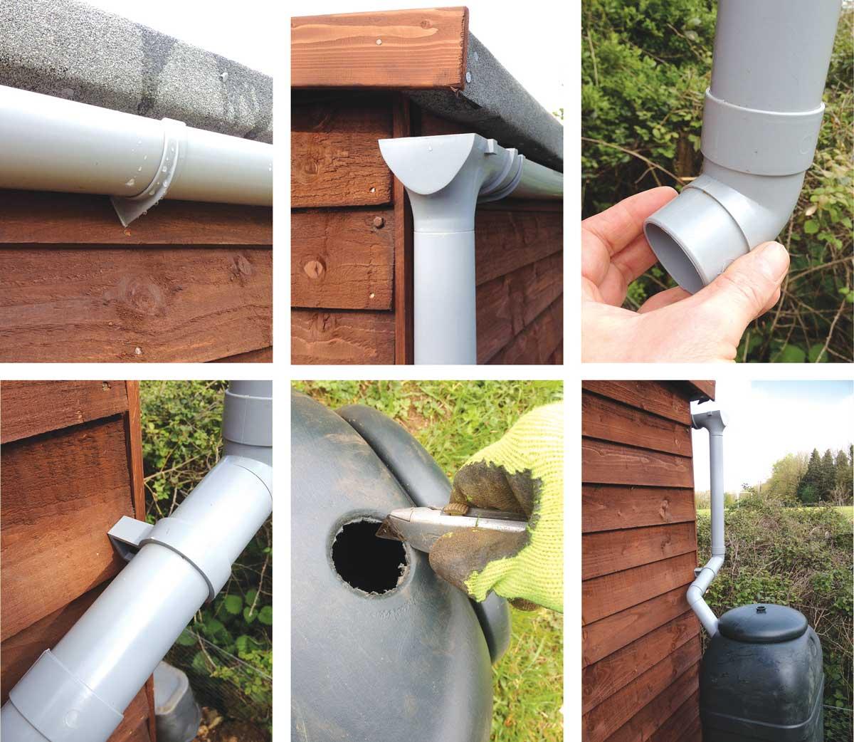 Sistem za sakupljanje kišnice
