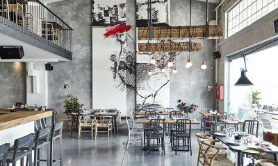 Restoran Ambar u Beogradu, projekat A4 Studio, foto: Marko Janković