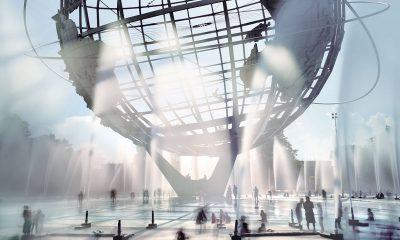"Fontana ""The Unisphere"", Njujork"