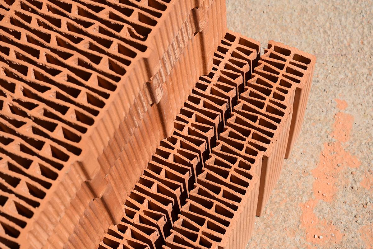 Blok, materijal za gradnju