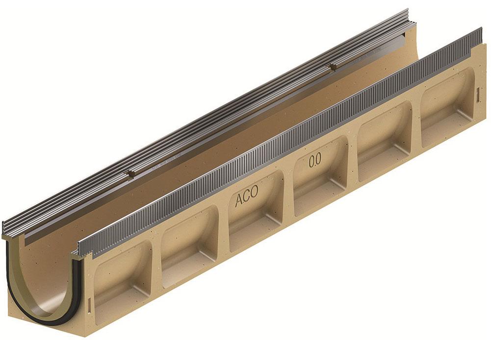 ACO DRAIN® Multiline Seal In kanal za odvodnjavanje