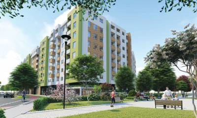 Kej Garden Residence, Galens Invest