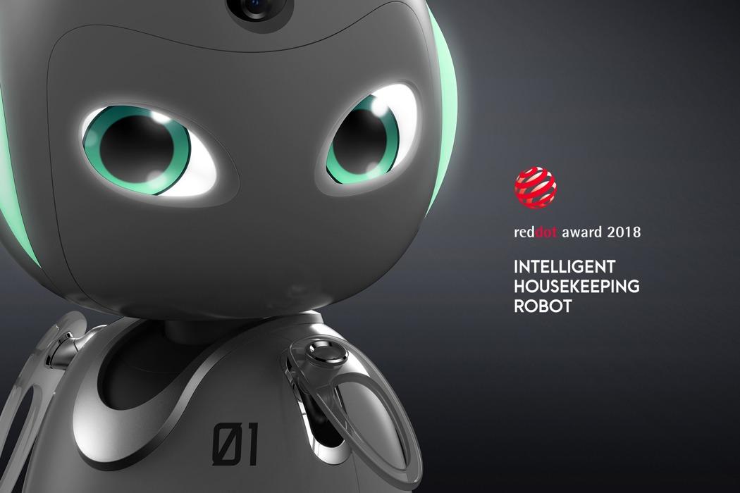 Robot koji reguliše sve uređaje u pametnoj kući
