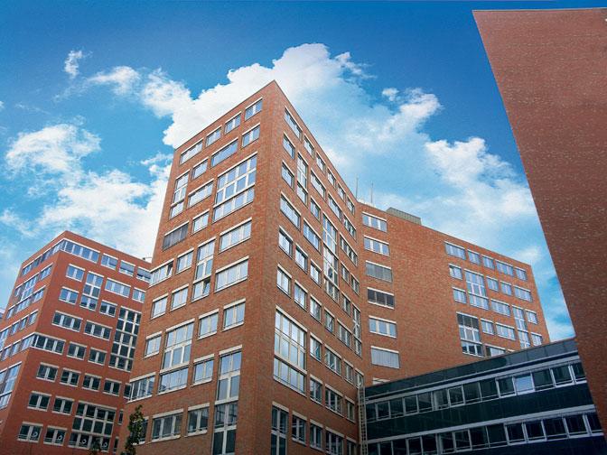 Hamburg, Nemačka: Tri kule na jugu grada koje je projektovao arhitektonski studio Sievers + Pulst + Reincke GbR