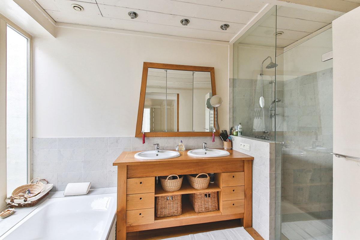 Kupatilo je pomalo specifična prostorija