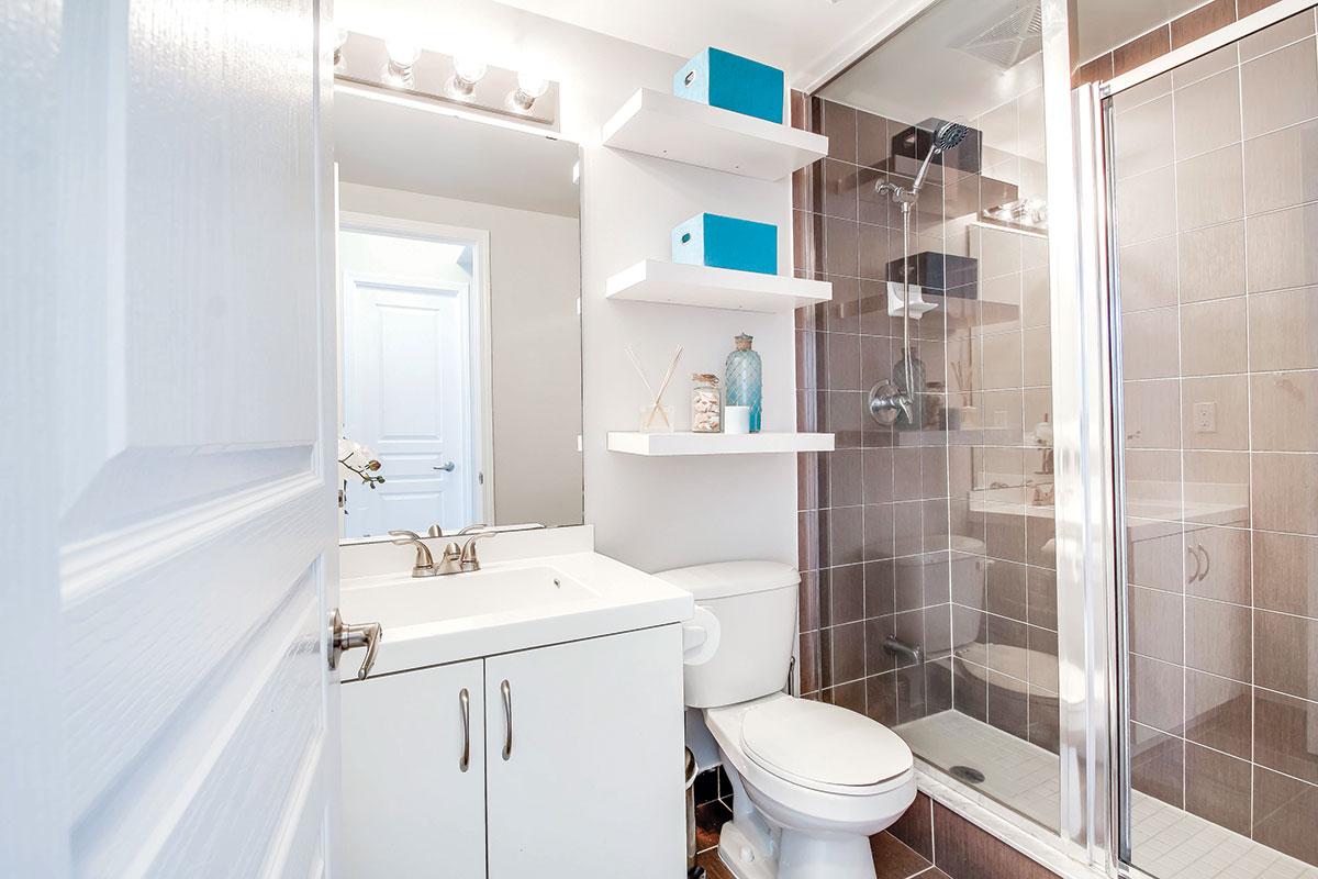 Moderno uređenje kupatila