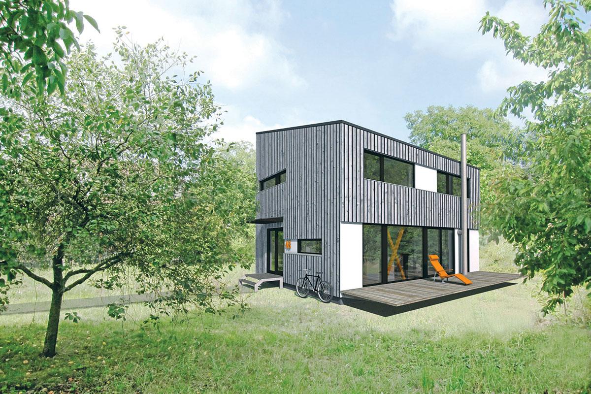 Pasivna kuća, stambeni objekat