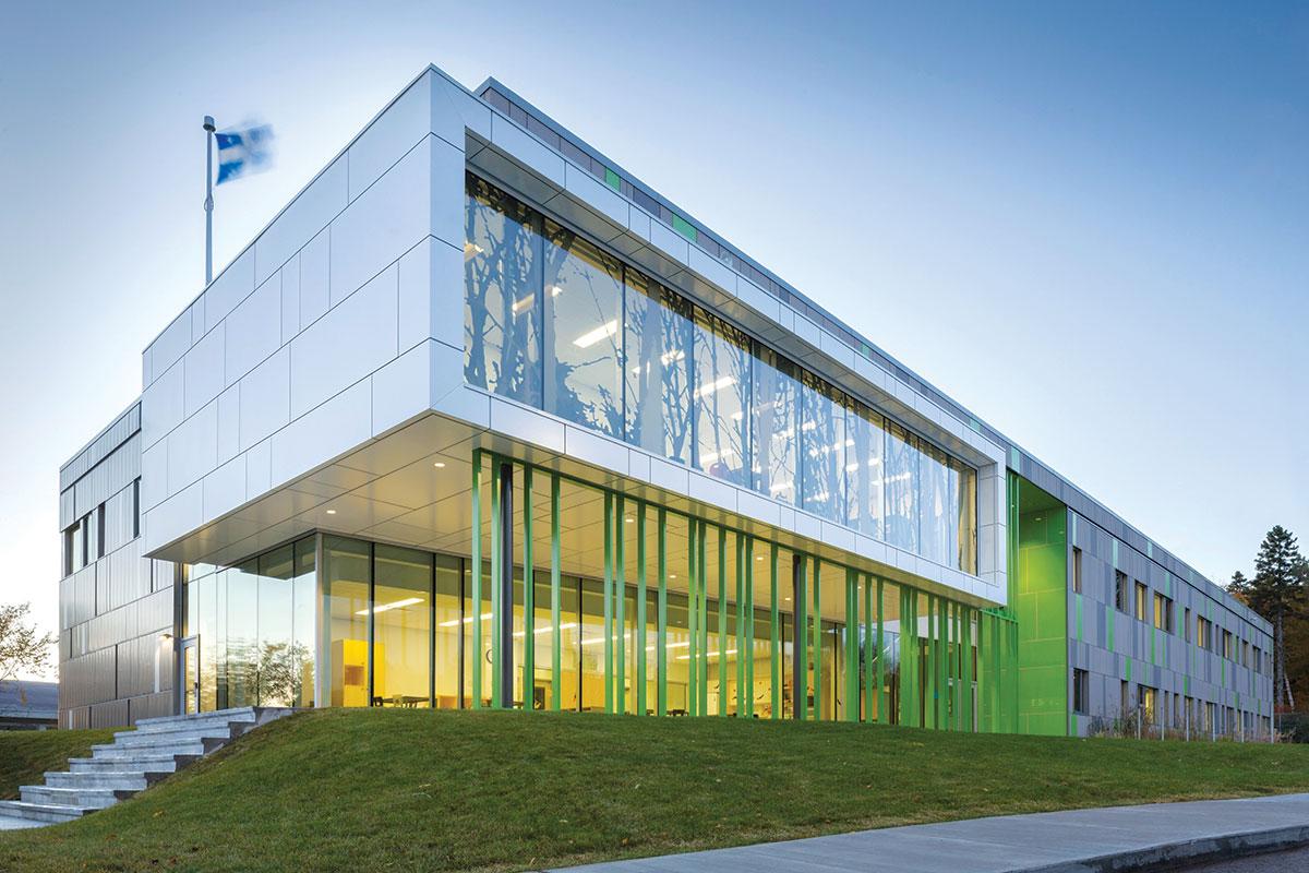 Samoodrživi objekti komercijalna zgrada