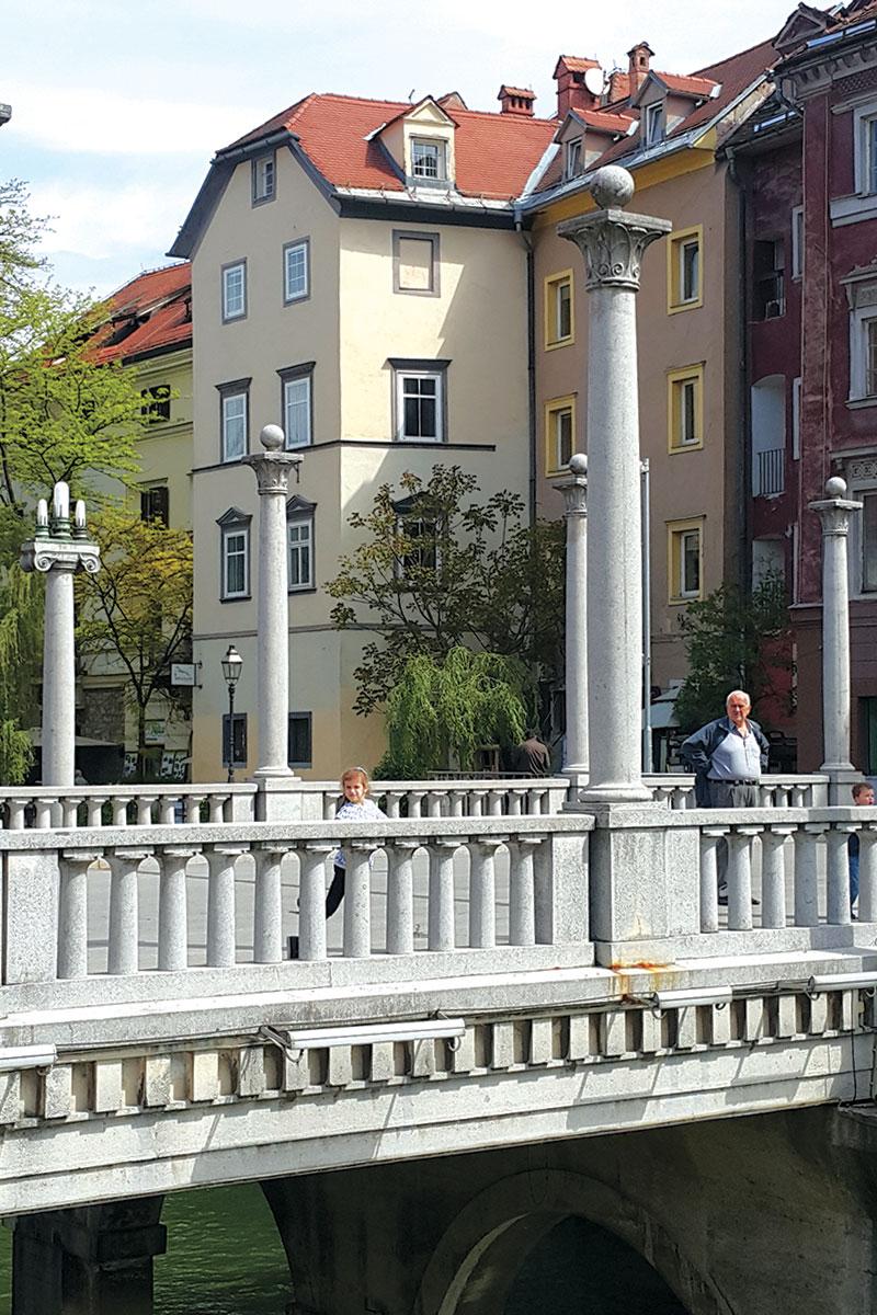 Ljubljana - zelene prestonice Evrope