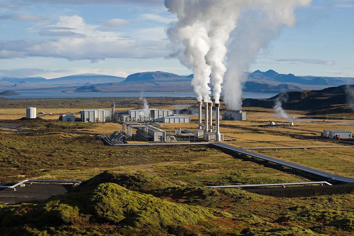 Geotermalna elektrana