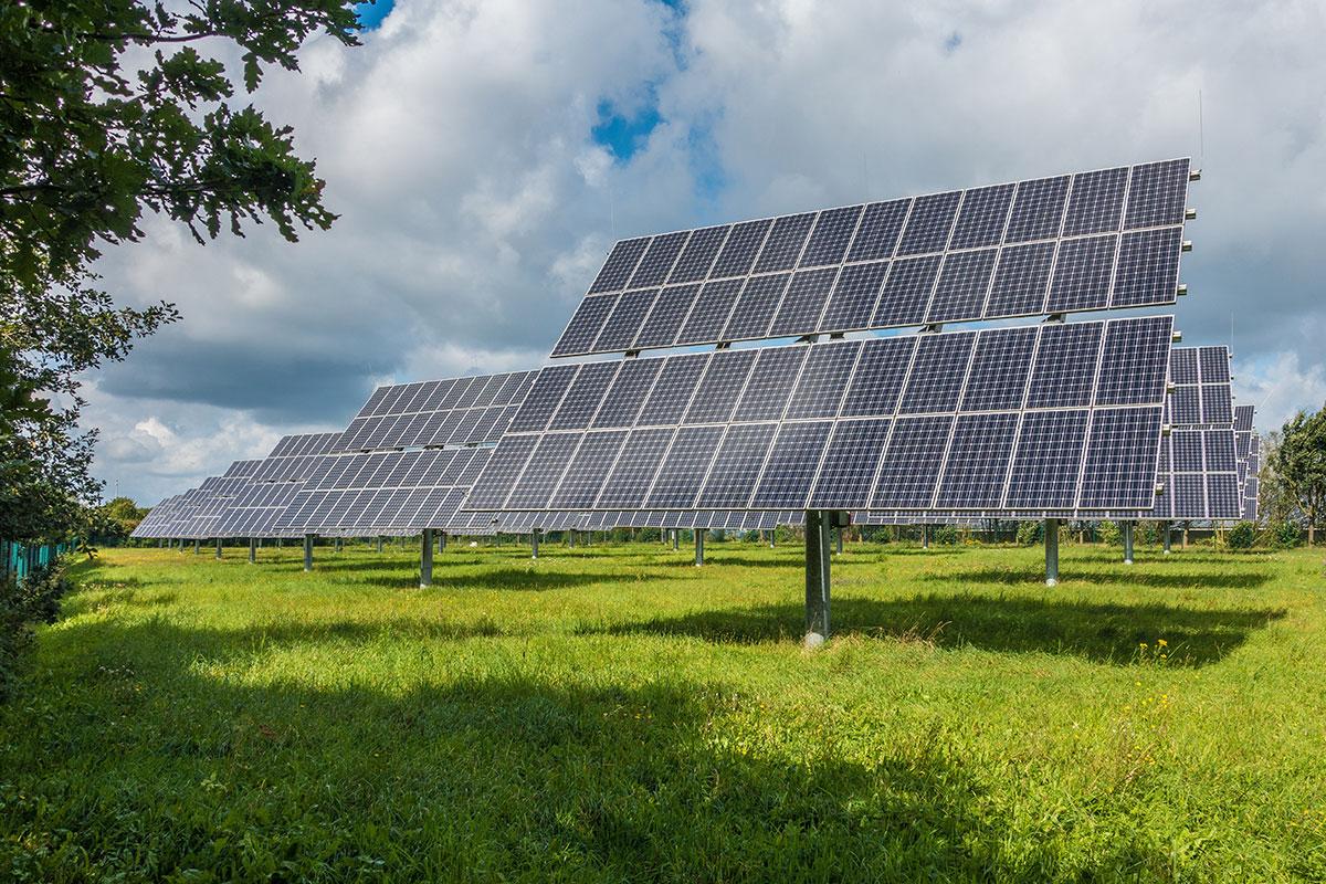Obnovljivi izvor energije - solarni paneli