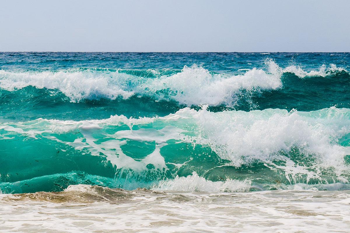 Korišćenje energije dobijene kretanjem morske vode