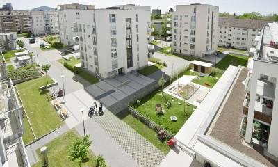 Foto: www.ag-freiraum.de, rezidencijalni kompleks Zähringer Straße, Freiburg