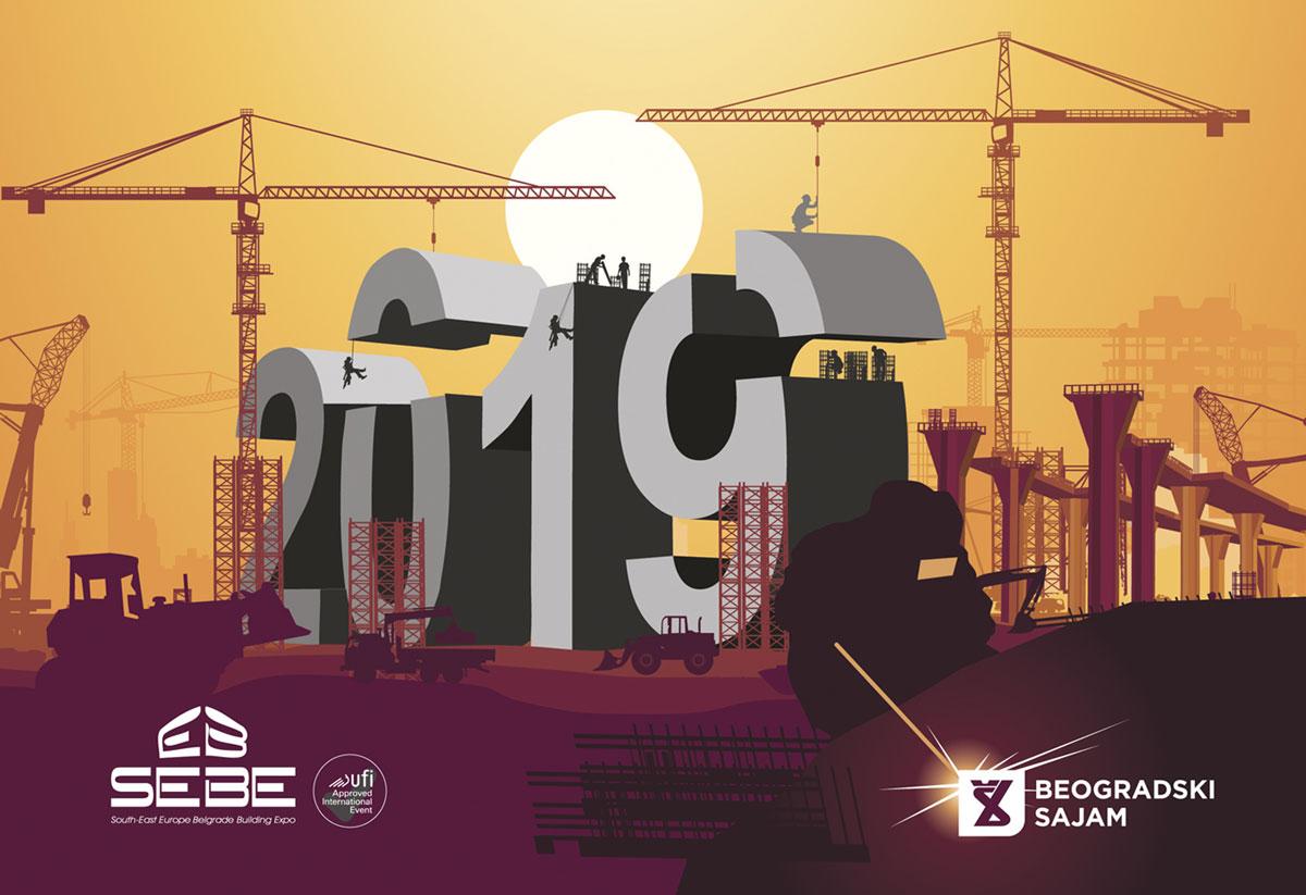 45. Međunarodni sajam građevinarstva SEEBBE
