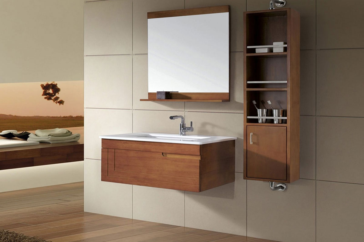 Kupatilo - keramičke pločice velikih dimenzija