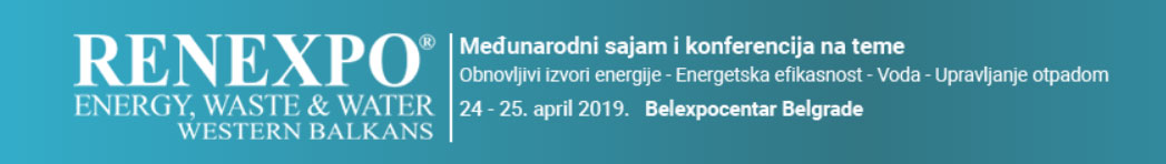 RENEXPO® Energy, Waste & Water Western Balkans