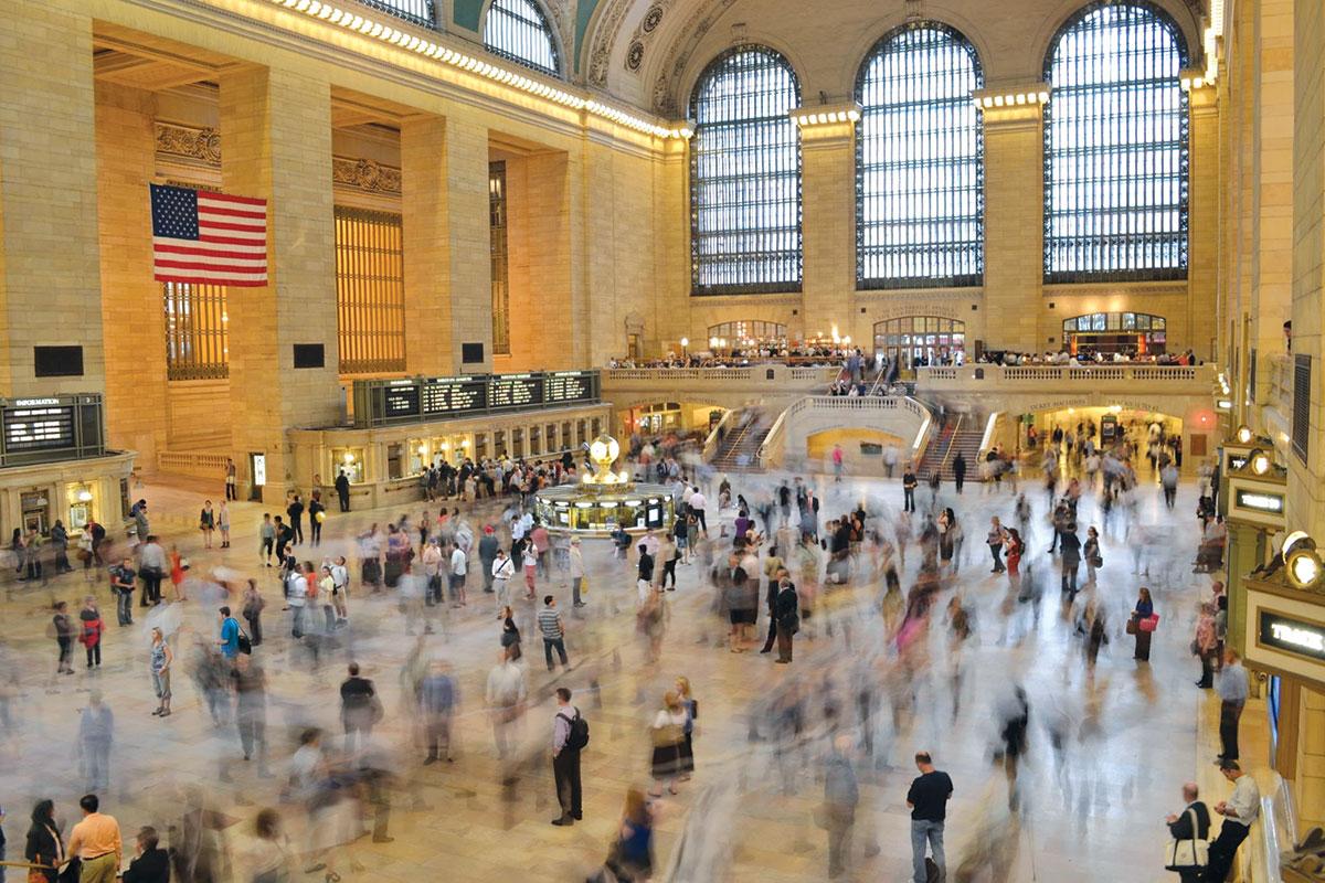 Železnička stanica Grand central u Njujorku