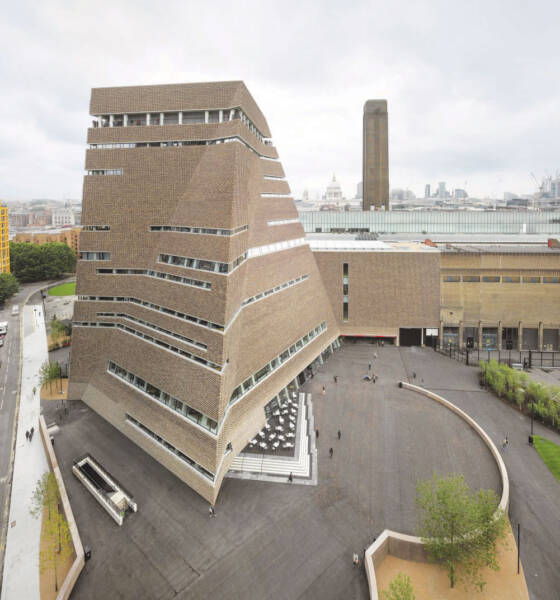 Foto: cdn.cnn.com, novo krilo galerije muzeja Tate Modern, Iwan Baan TACHEN