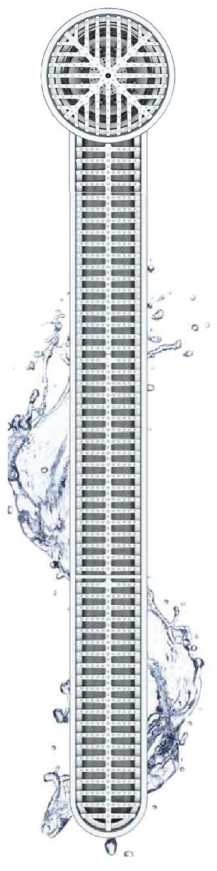 BLUCHER® je u mogućnosti da obezbedi pouzdana i higijenska drenažna rešenja