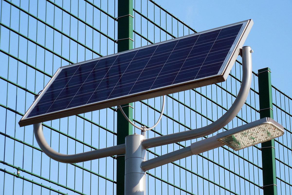 Primena solarnih panela za uličnu rasvetu