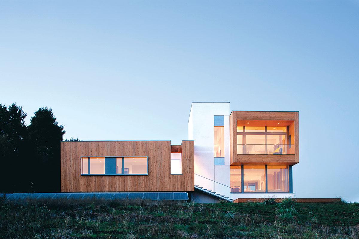 Energetski efikasna gradnja