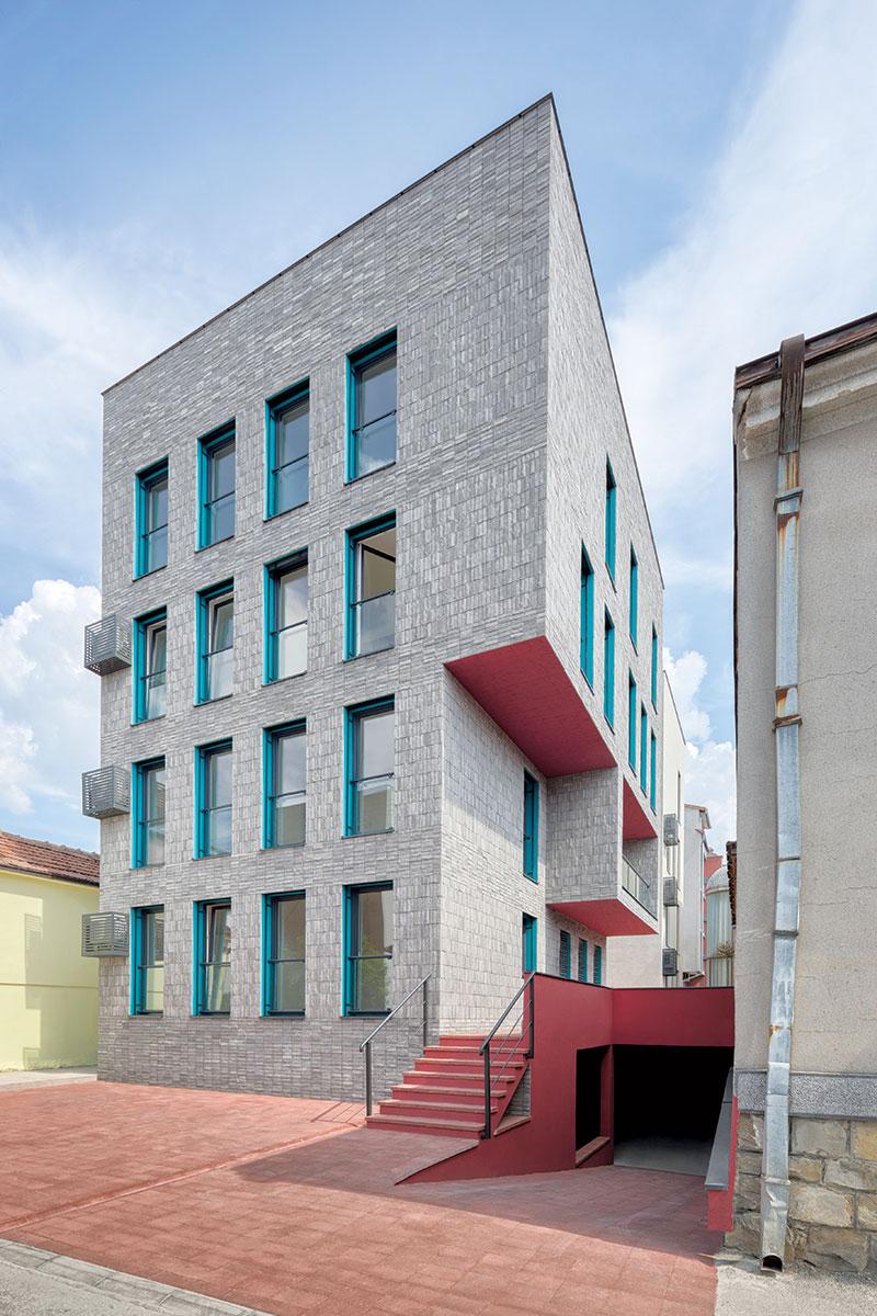 Arhitekte Marija i Petar Simović