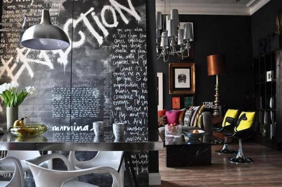 Piši briši zid za sve prostorije u stanu ili poslovnom objektu