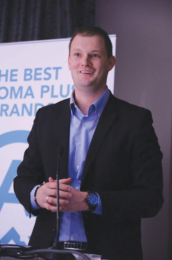 Branislav Lj. Jovanović, generalni menadžer prodaje kompanije Axioma plus