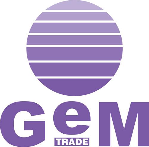 GEM TRADE logo