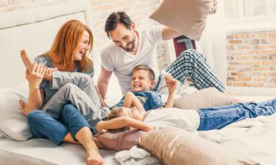 Porodica u stanu zdrava i ugodna životna sredina