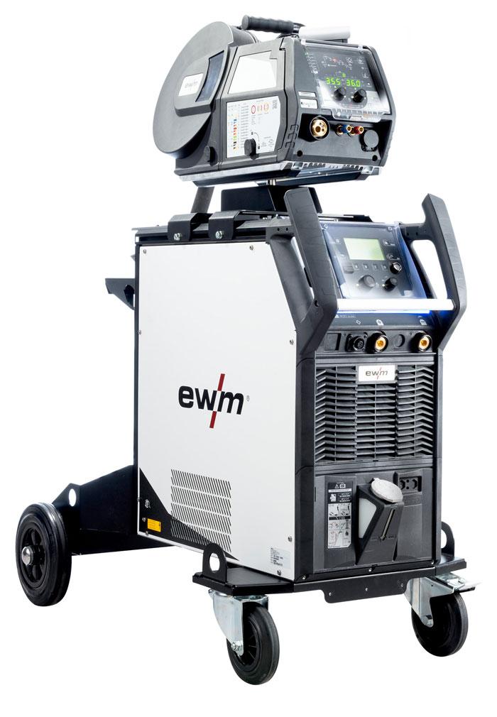 EWM aparati za zavarivanje