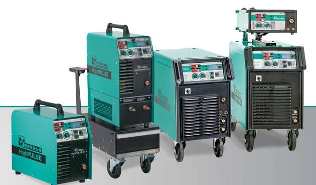 Merkle aparati za metalnu industriju