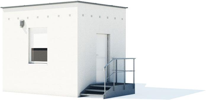 BAUMIT kućica - Viva istraživački park
