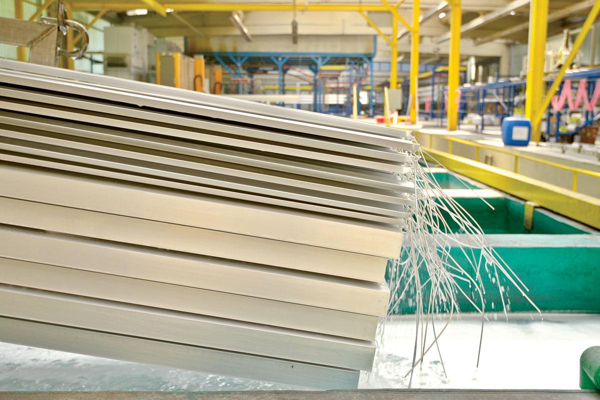 Metalurgija - obrada aluminijuma