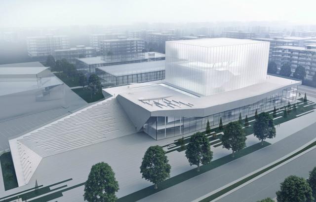 Nova koncertna dvorana, Niš