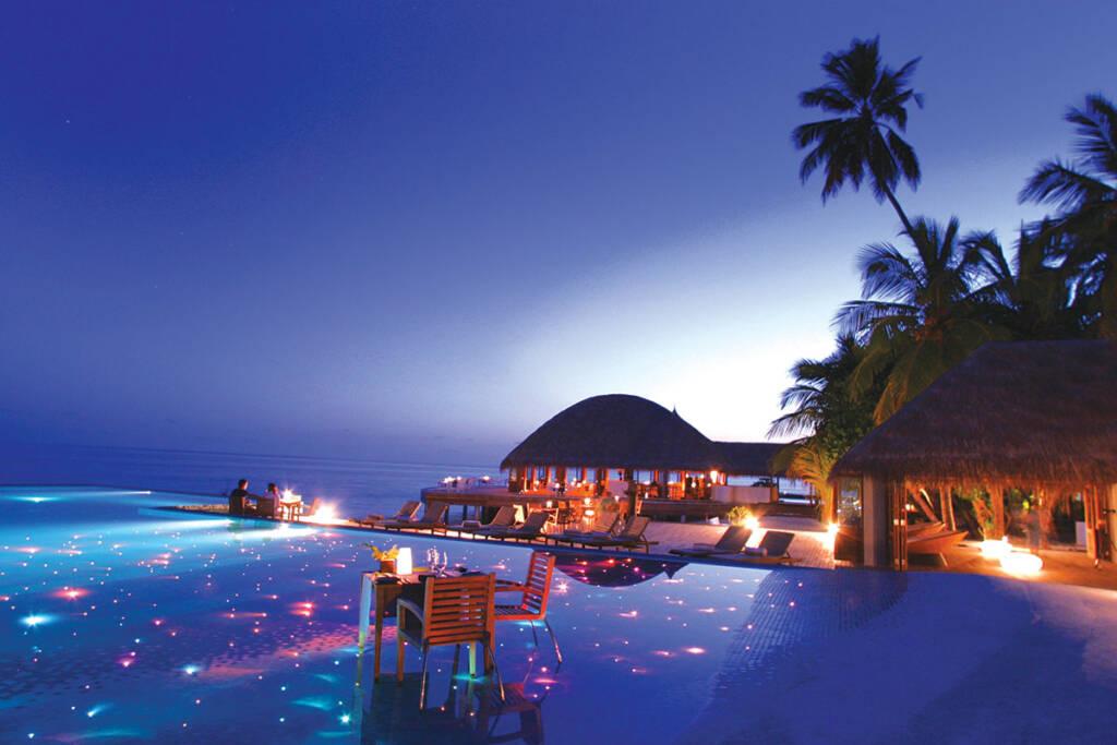 Bazeni Maldivi