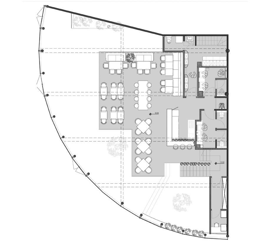 "Restoran ""Kovač"" u Zrenjaninu / projekat A4 studio galerija"