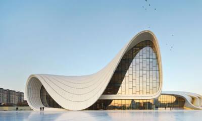 Žene u arhitekturi, Heydar alyev Center, Baku, Azerbaijan